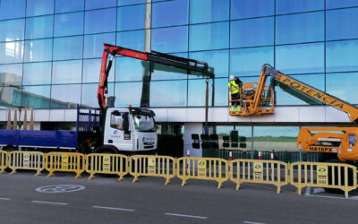 Ampliación terminal aeropuerto de Menorca